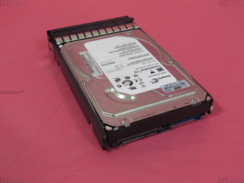 Certified Refurbished HP 250GB 3G SATA 7.2K 3.5 MDL HOT PLUG HARD DRIVE